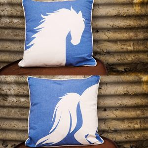 Filly Love Head and Tail Cushion