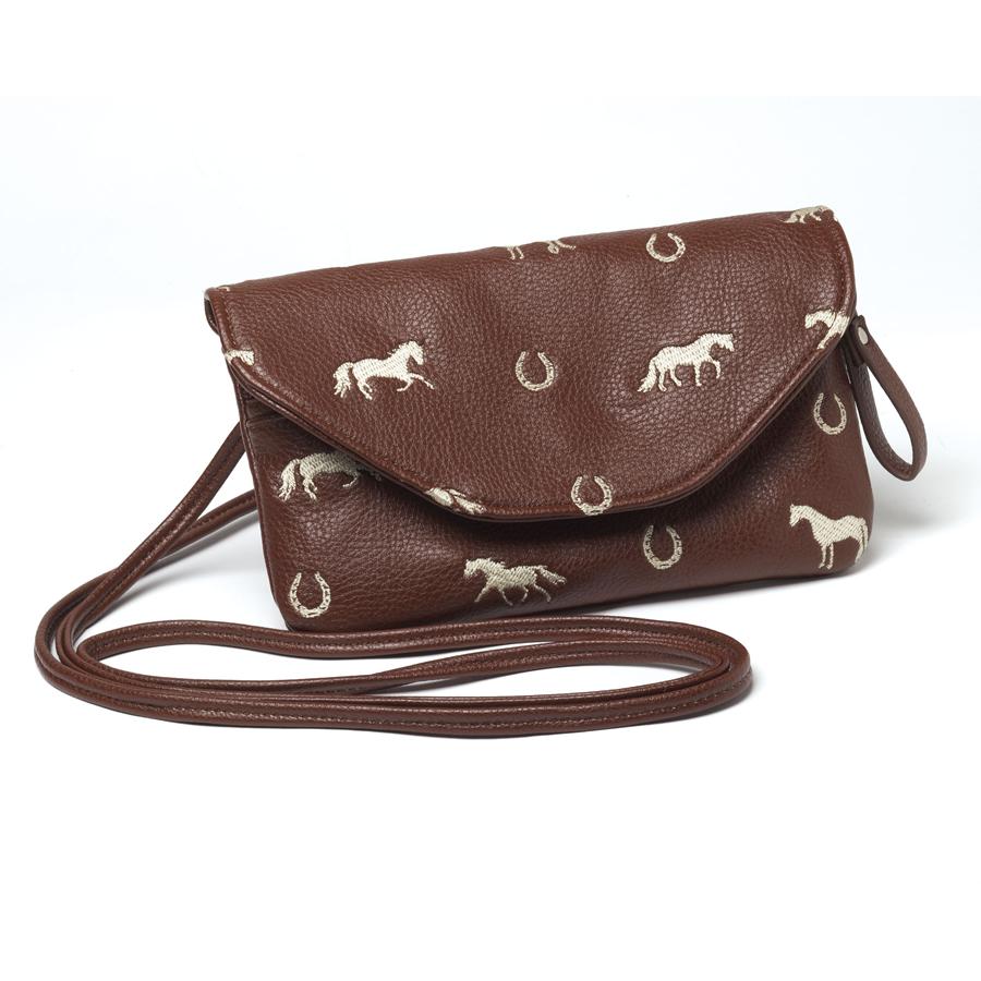 Brown horse purse horse handbags filly ando co
