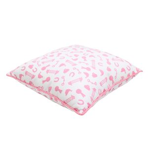Pink Horse Cushion Cover
