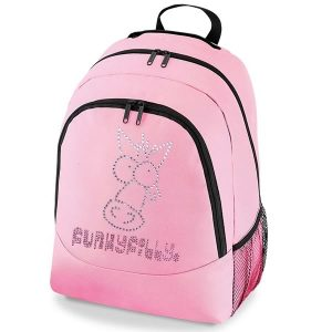 Funky Filly Sparkly Horse Heart Backpack