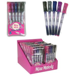 Miss Melody Gel Pen Set