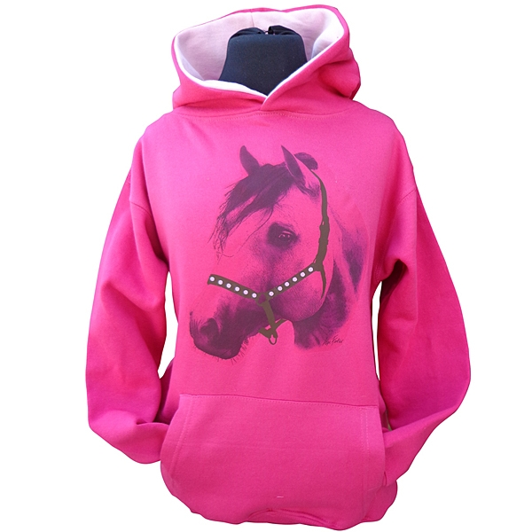 Alex Foster Horse Hoodie Filly And Co