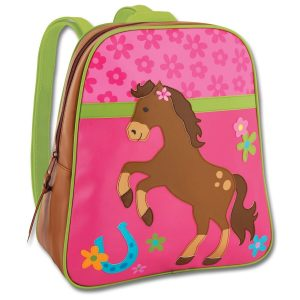 Stephen Joseph Horse Backpack