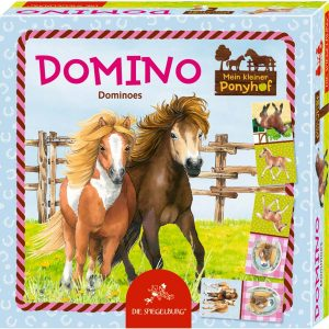 Horse Friends Dominos
