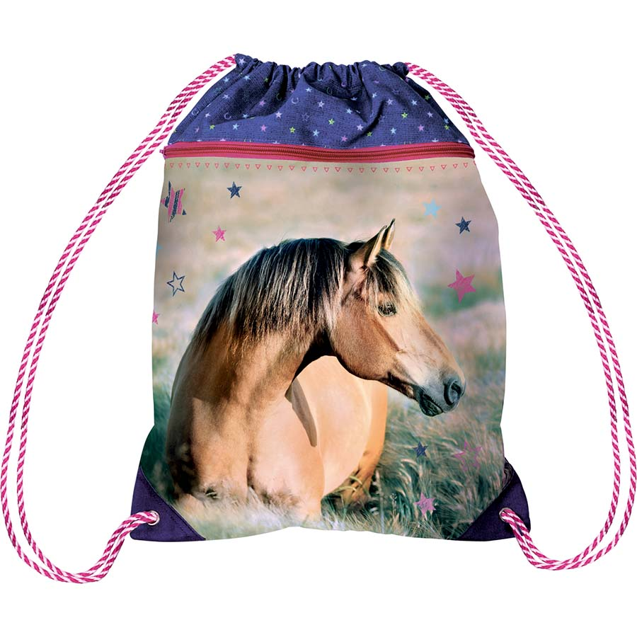 d280ec30df1 Horse Gym Bag - Filly and Co Horse Gifts