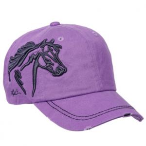 Lila 3D Cap Lavender