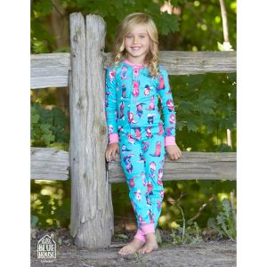 Hatley Cowgirl Boot Union Suit
