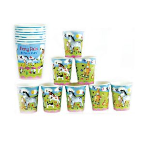 Pony Pals Party Cups