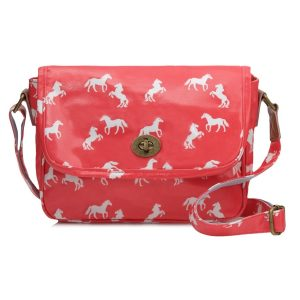 Horse handbag Pink