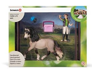 Schleich Andalusian Care Mini Playset