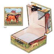 tooth fairy horse box