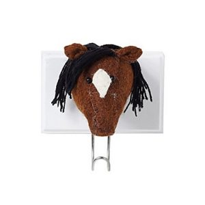 Fiona Walker Wooden Horse Head Hook