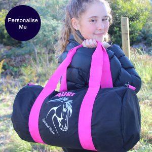 Spirited Rider Barrel Bag