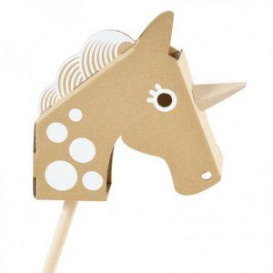 Flatout Frankie Unicorn Head