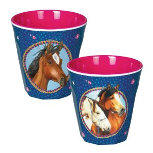 Horse Friends Beaker