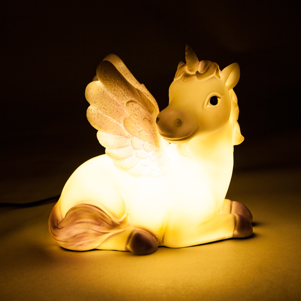 light up unicorn unicorn gifts filly and co horse gifts. Black Bedroom Furniture Sets. Home Design Ideas