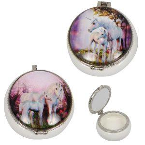 Unicorn Jewel Box