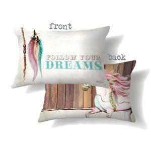 pony dreams cushion