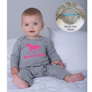 Born To Ride Romper