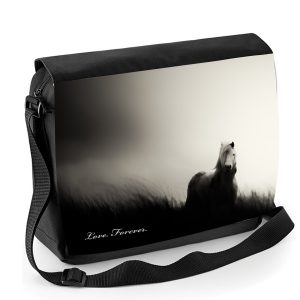wild and free messenger bag
