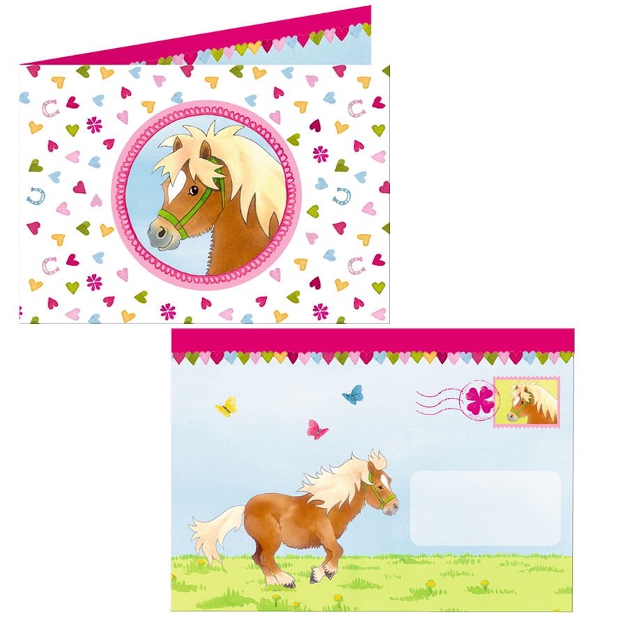 Pony Party Invites