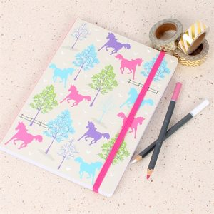 milly green 15 notebook