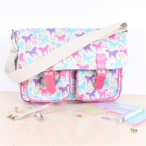 playful ponies satchel