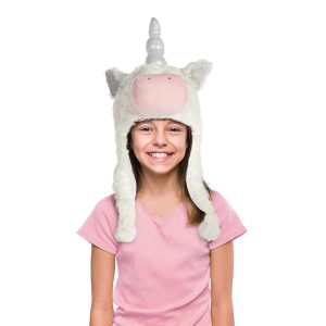 soft unicorn hat
