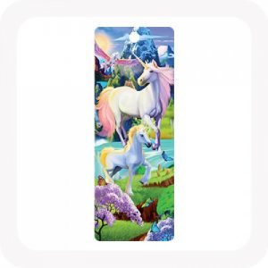 Unicorn bliss bookmark