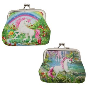Mystical Unicorn Coin Purse