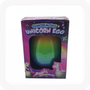 Unicorn Hatching Egg