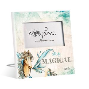 Pegasus Stay Magical Photo Frame