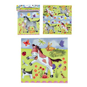 Pony Pals Party Napkins