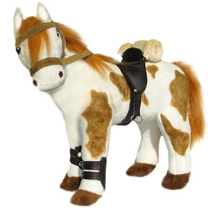 Noble soft toy horse filly amp co