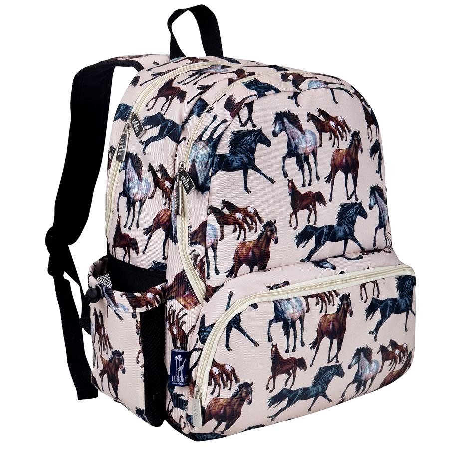 Wildkin Horse Dreams Backpack Filly Amp Co