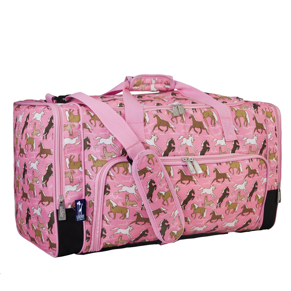Pink weekend horse bag horse bags filly amp co