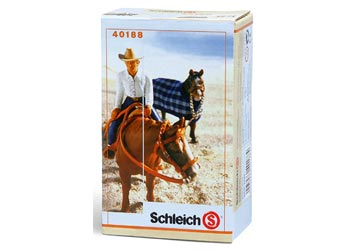 Schleich Western Riding Set Schleich Filly And Co