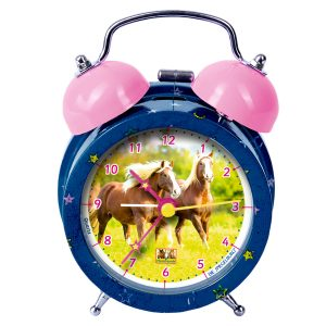 Horse Friends alarm Clock