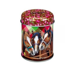 Horse Friends Money Box