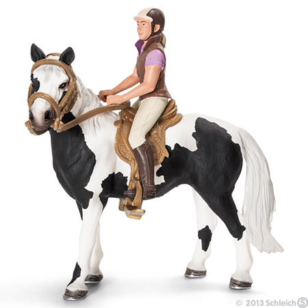 Schleich Riding Set Schleich Horses Filly And Co