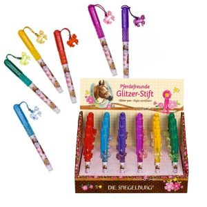 Horse Glitter Pen