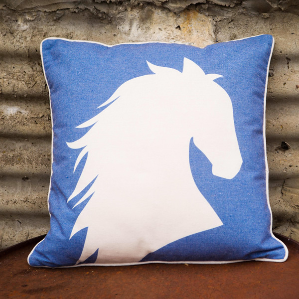 Filly Love Horse Cushion