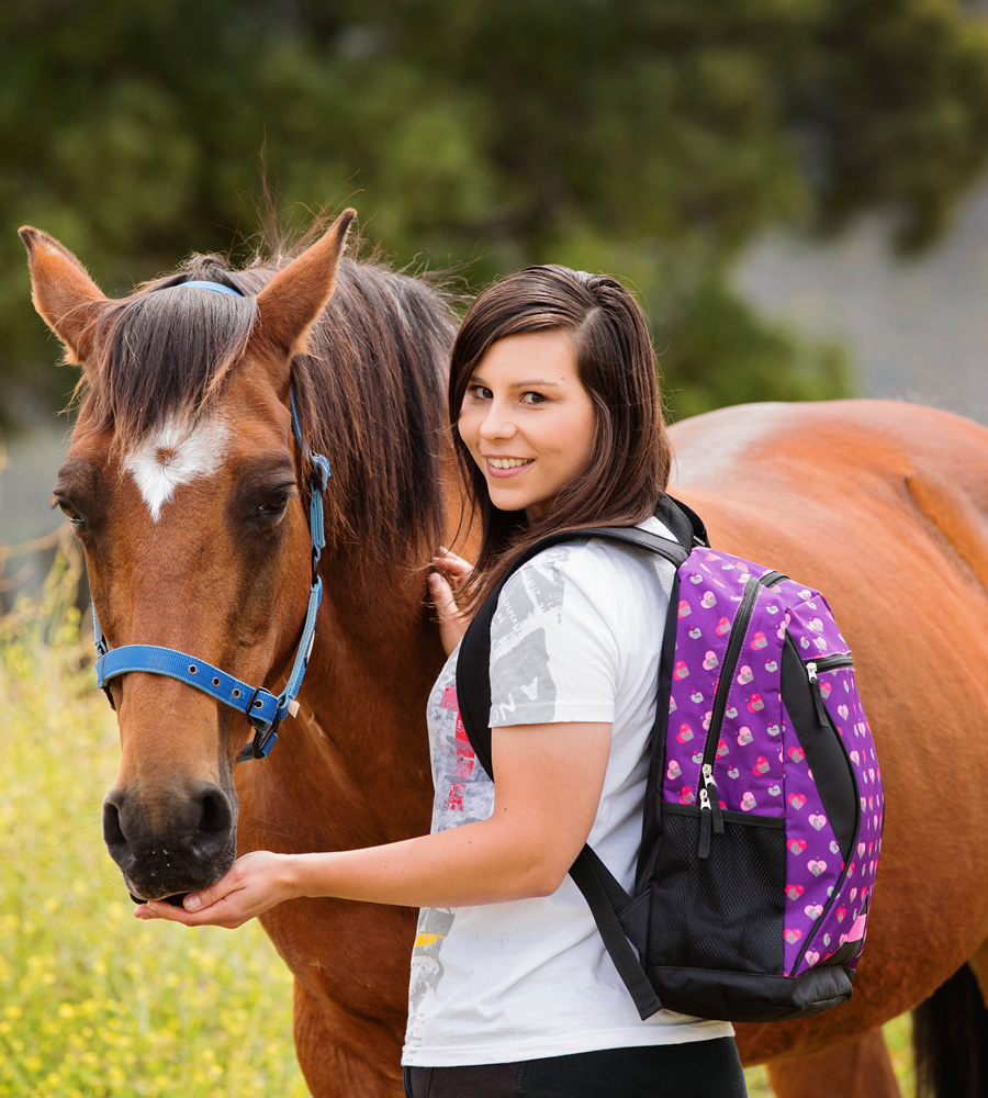 Filly Love Backpack