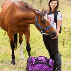 Filly Love Duffle Bag
