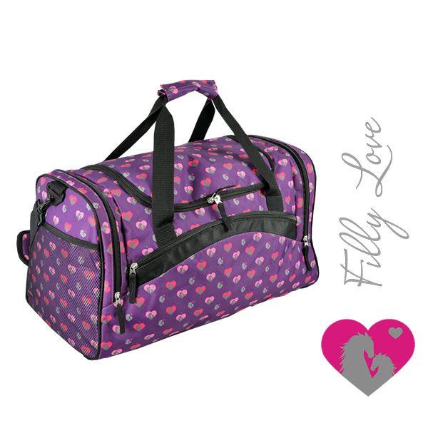 Filly Love Duffel Bag