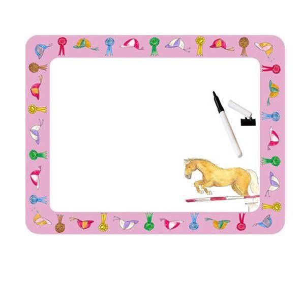 Pink Horse Doodlemat