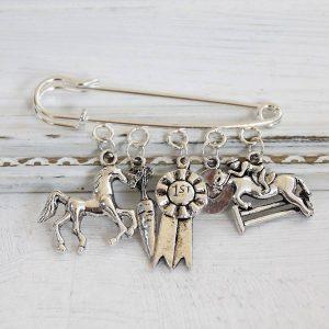 Horse Lovers Brooch