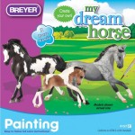 Breyer Horse Family Mini Painting kit