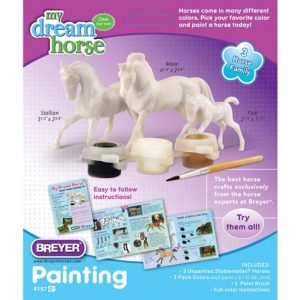 Breyer Horse Family Mini Painting kit
