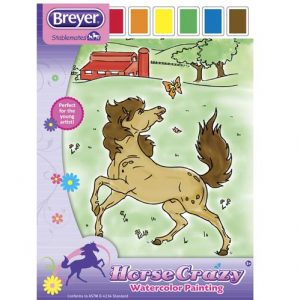Breyer Watercolour Painting Book